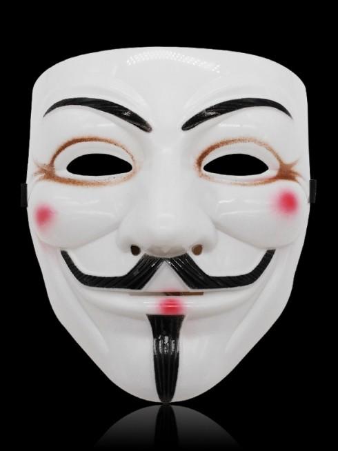 white Vendetta Mask lx2025-5