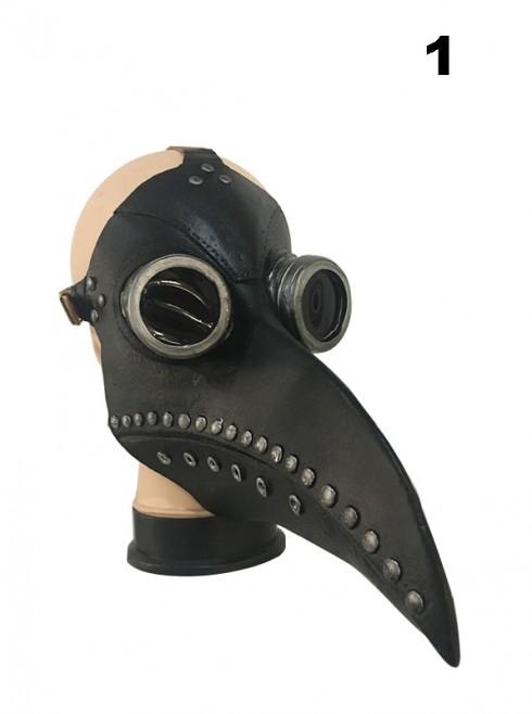 Plague Doctor Masker 2024-1