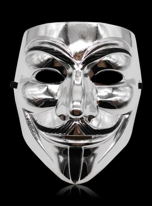 silver Vendetta Mask lx2025-2