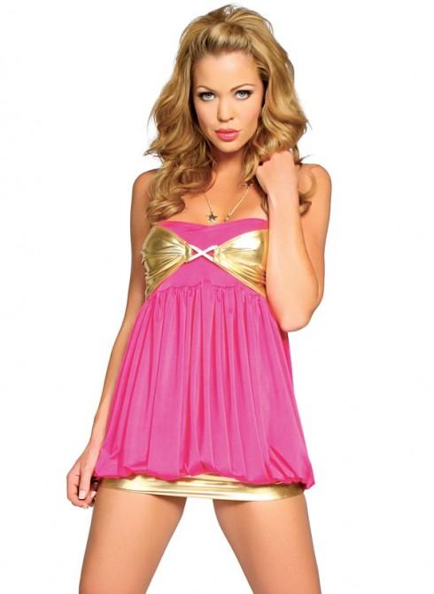 Mini Dress LC-2132-3