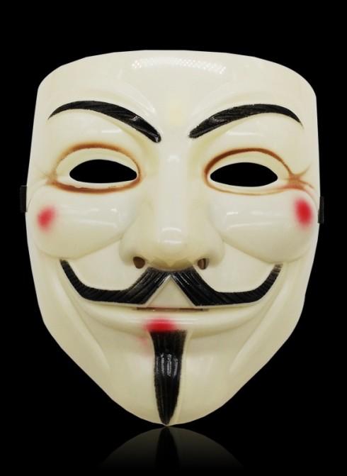 yellow Vendetta Mask lx2025-4