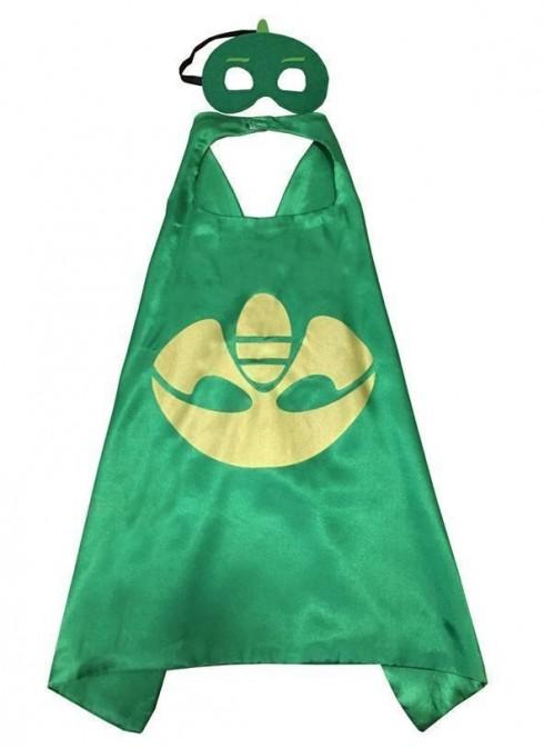 Green PJ masks Gekko Costume