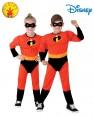 Incredibles 2 Character Costume Incredible Hero Kids Jumpsuit Mask Licensed Disney superhero Girls Boys