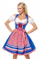 Ladies Beer Maid Costume lh324b