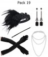 5pcs Roaring 1920 Accessories Set