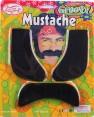 70's Mens Beard and Moustache tt1110