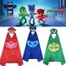 PJ masks Gekko Costume Set 3 colors