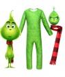 Kids The Grinch Jumpsuit