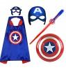 Captain America Kids Costume Toy Set tt3103
