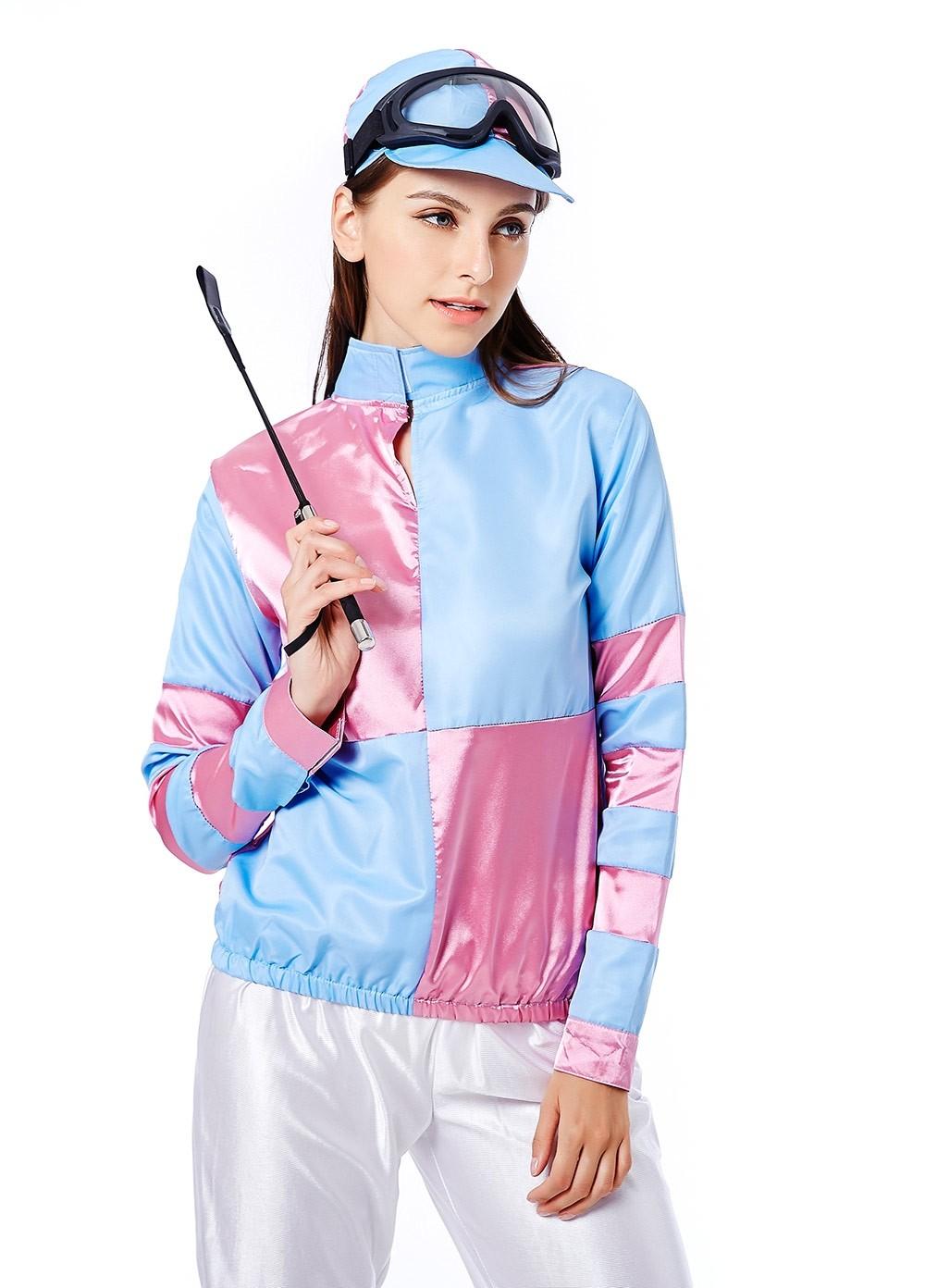 Womans Day Com >> Womans Jockey Horse Racing Rider Ladies Uniform Fancy ...