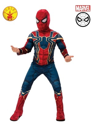Kids SPIDER-MAN FAR FROM HOME UPGRADED COSTUME