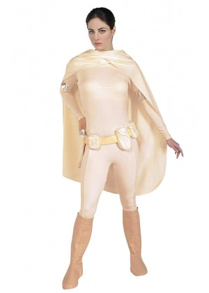 Star Wars Padme Amidala Deluxe Adult Halloween Fancy Dress Costume