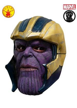 THANOS 3/4 MASK ADULT