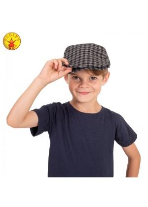 Boys Colonial Victorian Flat Cap  cl202238