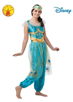JASMINE LIVE ACTION ALADDIN COSTUME Ladies