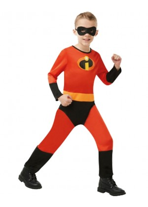 Incredibles 2 Jumpsuit Kids Costume