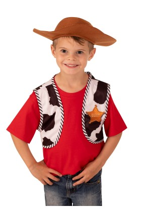 Toy Story Woody's Vest and Hat Accessory Kit cl3057
