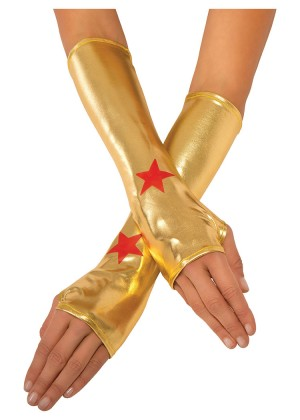 Wonder Woman DC Superheroes Batman v Superman Gauntlets Costume Accessories