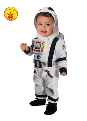 LIL' ASTRONAUT COSTUME Baby Toddler