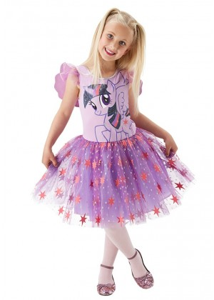 Girl My Little Pony Twilight Costume cl620100