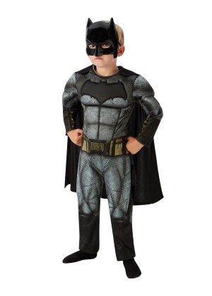 BOYS BATMAN DOJ DELUXE COSTUME cl620423