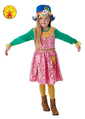 Kids Mrs Scarecrow Costume cl620506