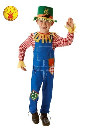 Kids Mr Scarecrow Costume cl620507