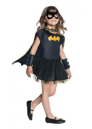 Kids Batgirl Tutu Dress Child Costume cl6211