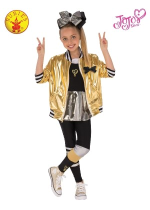 Girls JOJO SIWA JACKET COSTUME