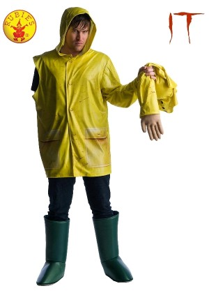 GEORGIE DENBROUGH 'IT' COSTUME Mens