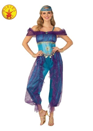 Women Genie Lady Costume cl700881