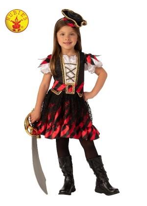 Pirate Girl Caribbean Costume cl700897