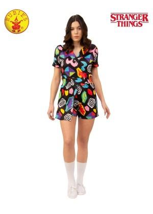 Ladies Stranger Things Eleven Mall Costume