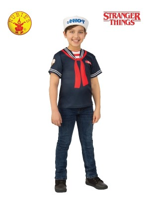 STEVE STRANGER THINGS SCOOPS AHOY UNIFORM, KIDS