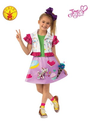 JOJO SIWA SIXTEENTH BIRTHDAY COSTUME