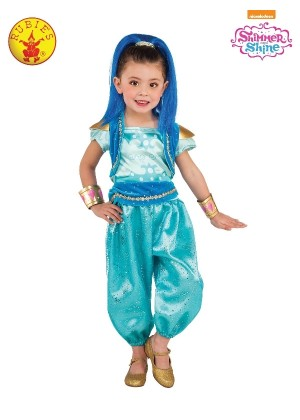 Girls Shine Deluxe Costume cl8092