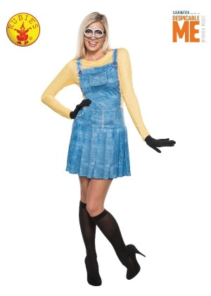 Female Minion Costume cl810465