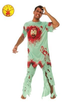 Crazy Patient Zombie Costume cl821041