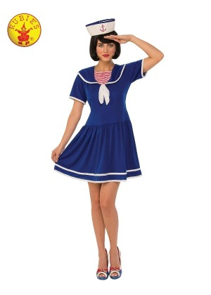 SAILOR LADY COSTUME ADULT