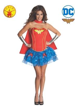 Wonder Woman Secret Wishes Hero Costume cl880560