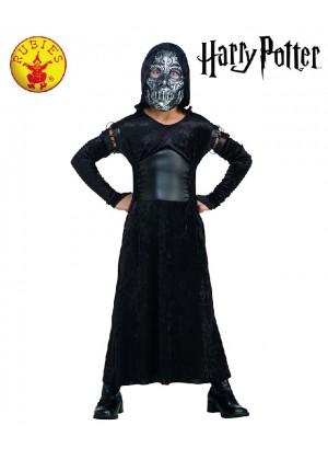 Bellatrix Lestrange Harry Potter Death Eater Fancy Dress Halloween Child Costume Book Week