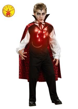 Kids Vampire Light-Up Costume cl883499