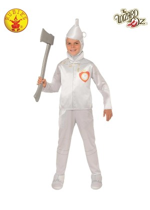 The Wizard of Oz Tin Man Kids Costume cl886491