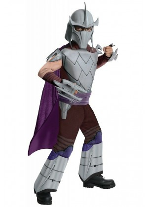 Shredder KIDS COSTUME cl886764