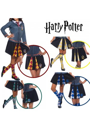 Hufflepuff Ravenclaw Gryffindor Slytherin Harry Potter Skirt