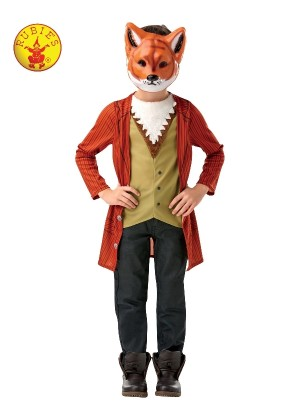 Boys Fantastic Mr Fox Costume cl9123