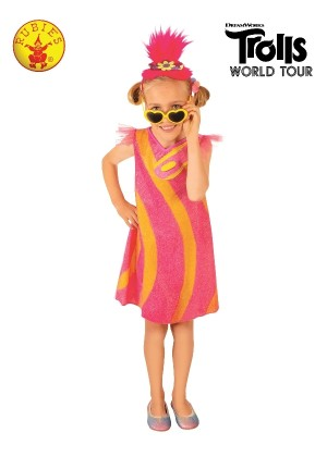 POPPY DELUXE TROLLS 2 POP COSTUME Kids