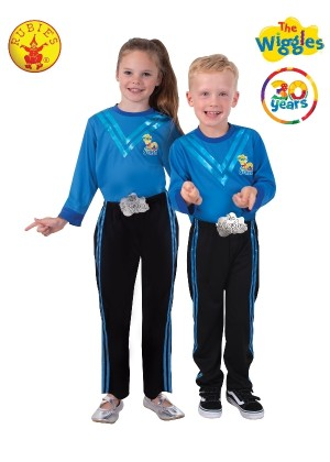 Kids Anthony Wiggle 30th Anniversary Costume cl9811