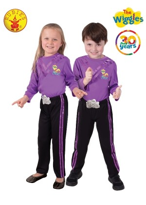 Kids Lachy Wiggle 30th Anniversary Costume cl9815