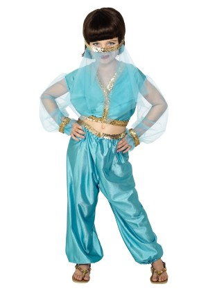 ARABIAN PRINCESS COSTUME CS27265